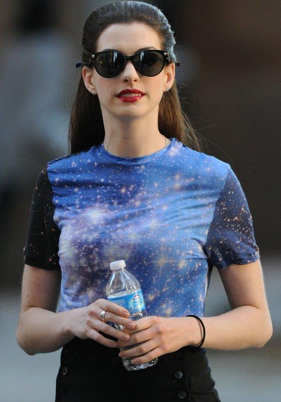 galaxy dress trend