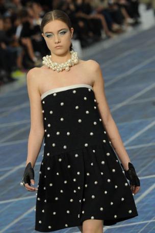 Paris Fashion Week - Chanel Runway