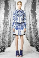 Roberto Cavalli Resort 2013 17th century baroque porcelain 2