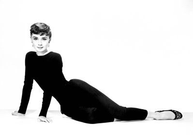 Audrey-Hepburn-black-capri