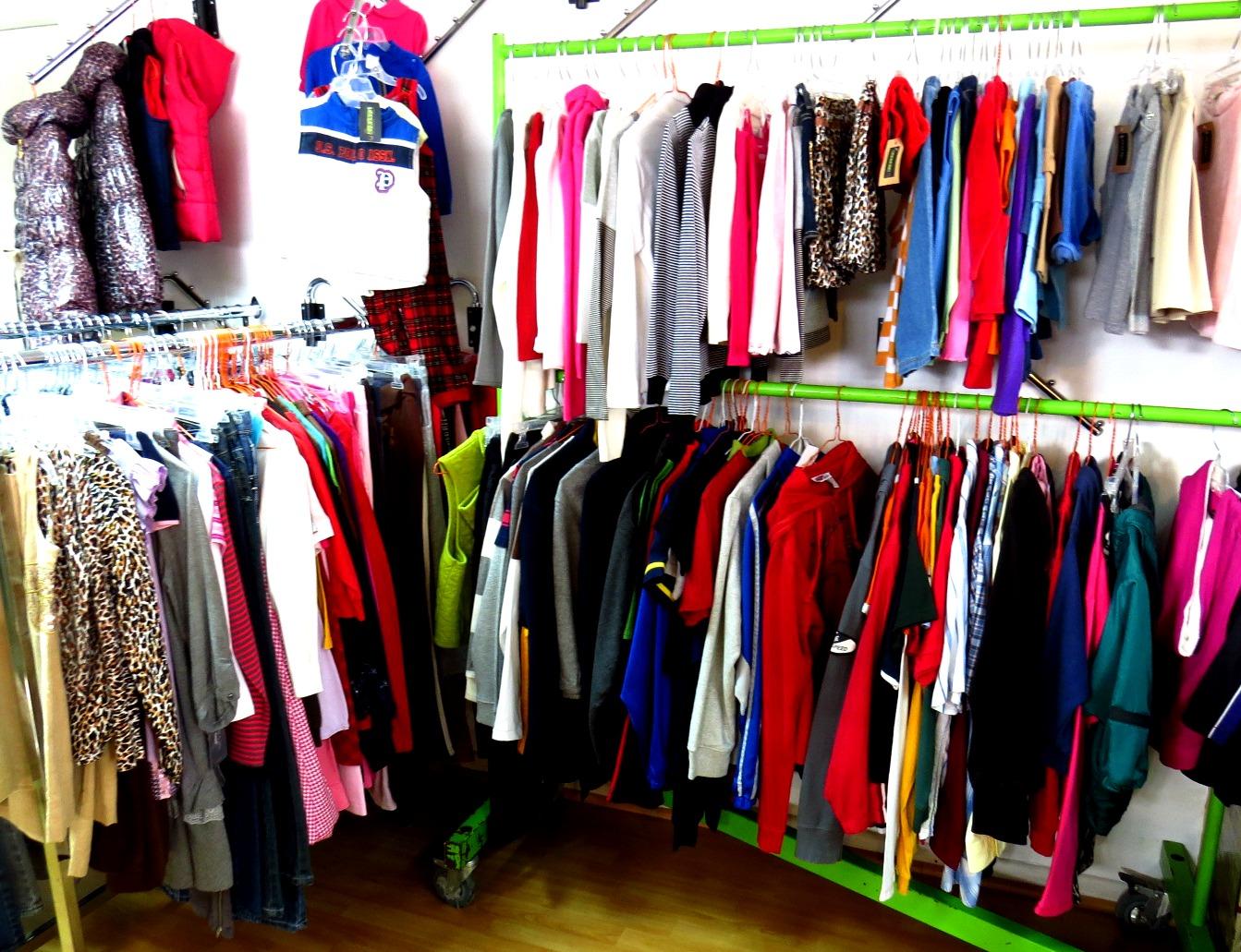 Segunda mano style no es s lo una tienda m s de ropa for Ropa interior americana